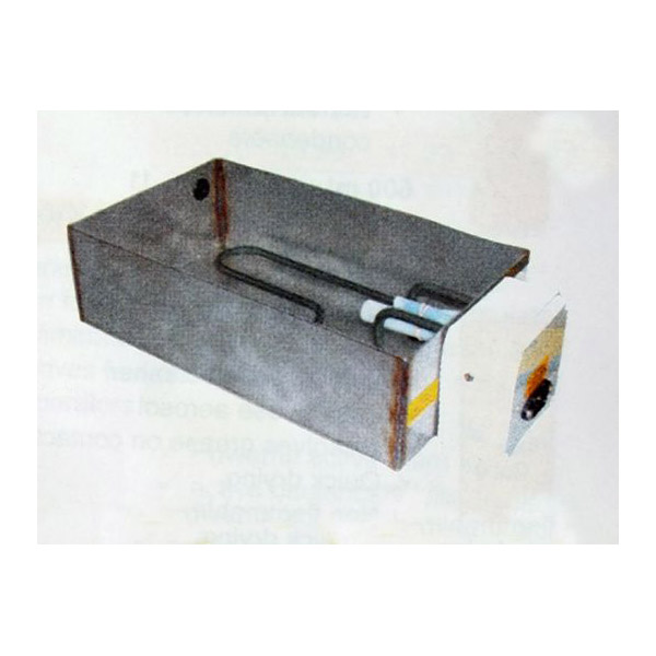 60937 4 Ltr Dairy Case Drain Tray