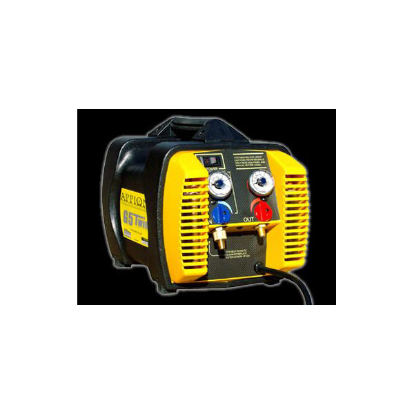 Appion G 5 Twin Refrigerant Recovery Machine