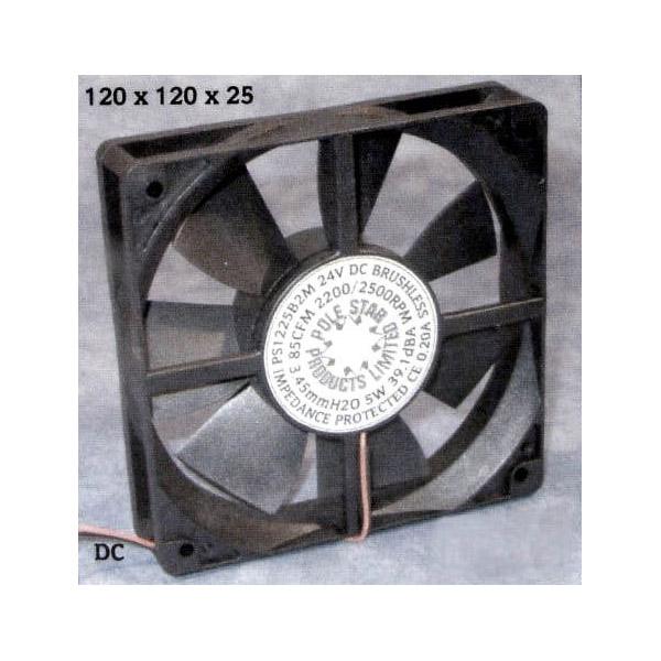 Axial Fan Motor 120X120X38Mm 50957