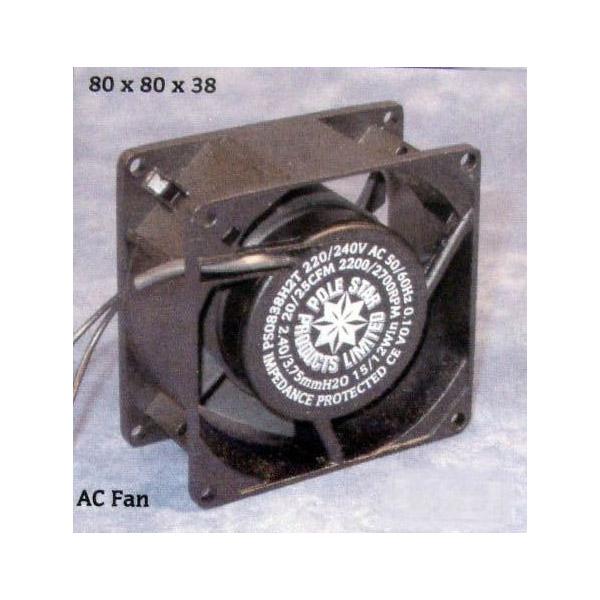 Axial Fan Motor 60X60X30Mm 506831