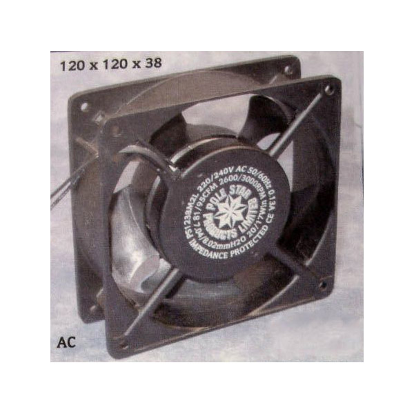 Axial Fan Motor 80X80X38Mm 50657