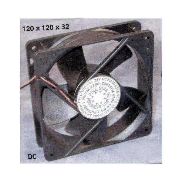 Axial Fan Motor 92X92X25Mm 504831