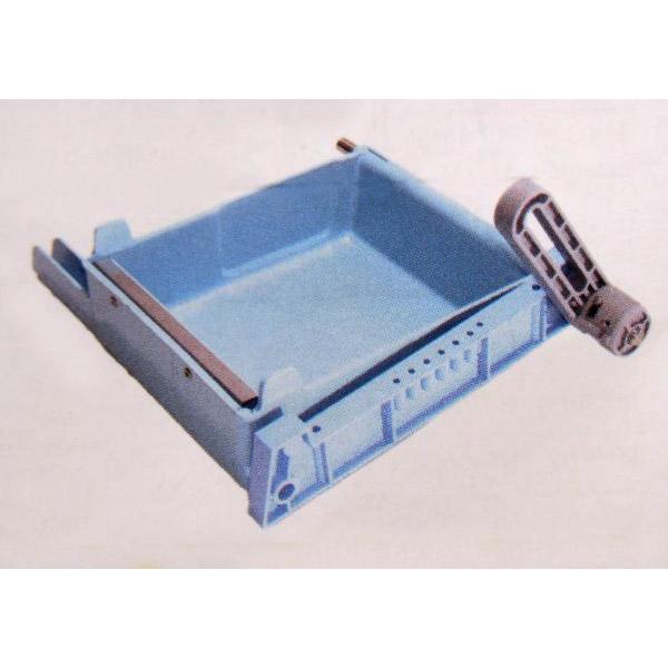 N40 – 45 – 50 – 55B1 Icematic Tilt Pan Assemblies 60898