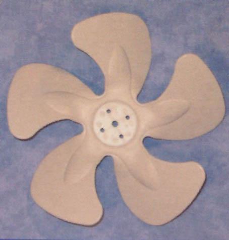 Universal Plastic Fan Blade FAN35