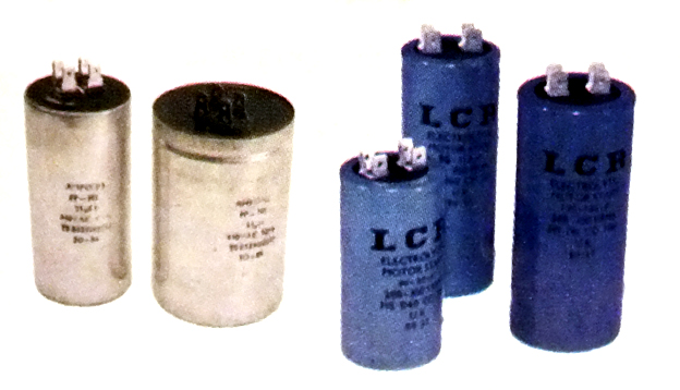Capacitor 10 uf Run 440VAC 40176