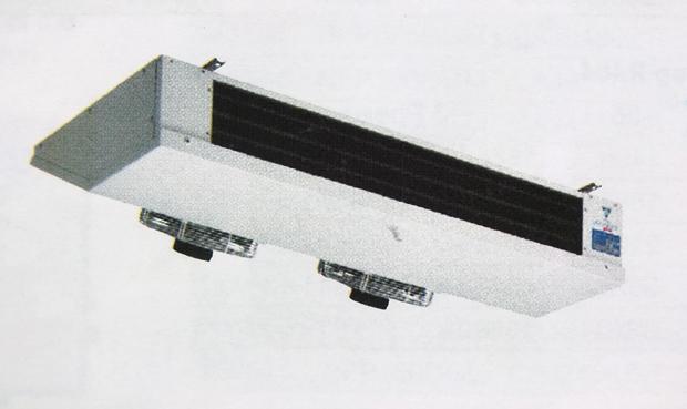 Roller DLK 412 Panel Cooler 30457