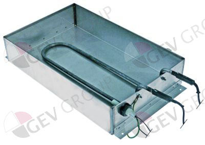 750003 4Ltr Drain Tray with Float Switch
