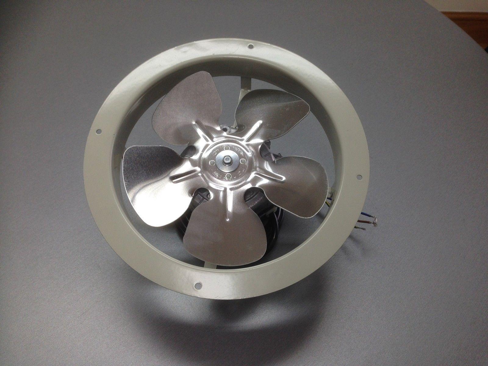 Ring Mounted Fan Motor 10W 60267 200mm