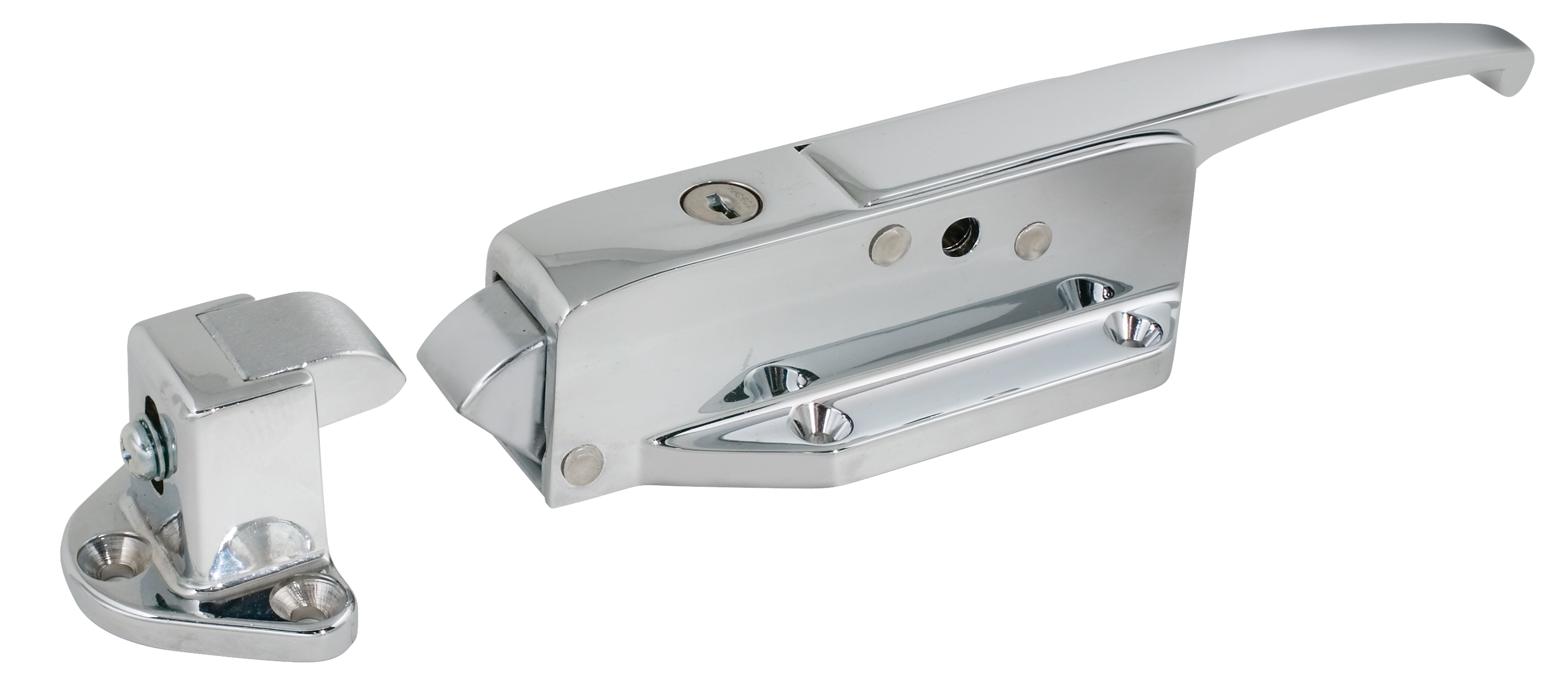 Door Handle & Latch 261.9mm 0058CHT020
