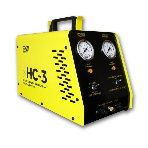 HC-3 Refrigerant Recovery Unit RDA